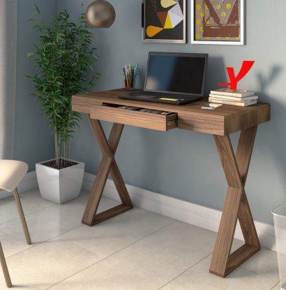 Escrivaninha Veneza - Nogal