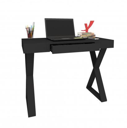 Escrivaninha Veneza - Preto